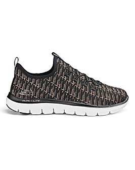 Skechers Flex Appeal Insights Trainers