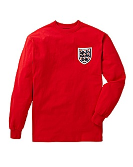England 1966 Away Retro Football Shirt