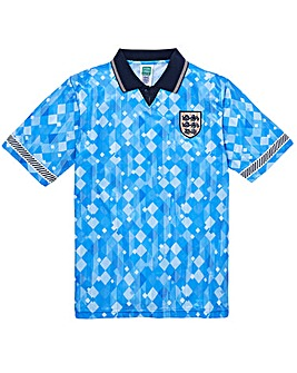 England 1990 World Cup Third Shirt