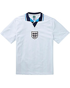 Scoredraw England European Retro Shirt