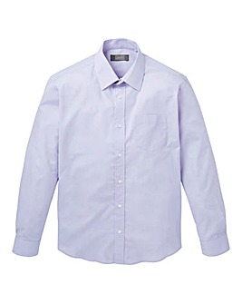 W&B London Lilac L/S Formal Shirt L