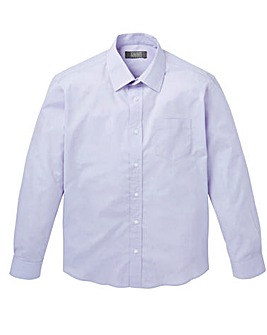 W&B London Lilac L/S Formal Shirt R