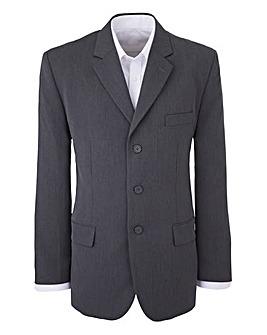 WILLIAMS & BROWN LONDON Rib Jacket Reg