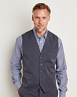 WILLIAMS & BROWN LONDON Waistcoat Short