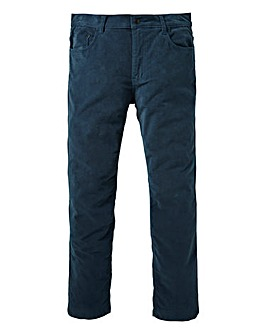WILLIAMS & BROWN Moleskin Jeans 29in