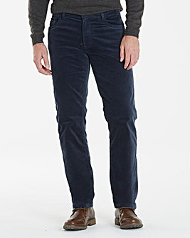 WILLIAMS & BROWN Moleskin Jeans 31in