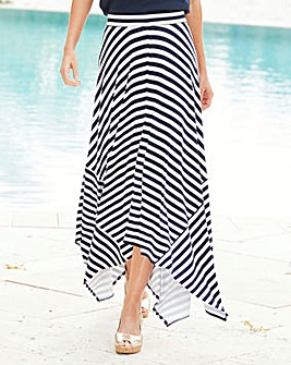 Joanna Hope Stripe Skirt