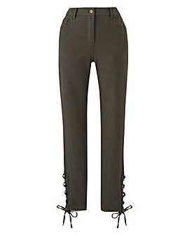 Joanna Hope Tie Detail Trousers