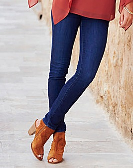 Joanna Hope Zip Detail Jeans