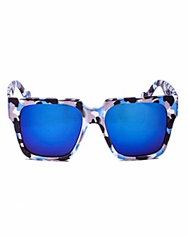 Leonie Retro WAYFARER Geek Sunglasses