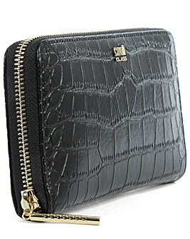 Class Cavalli  Reptile Embossed Wallet