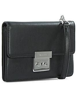 Michael Kors Black Cross-Body Bag