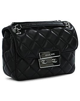 Michael Kors Leather Chain Shoulder Bag