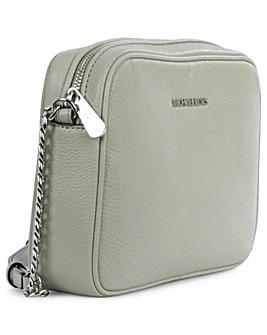 Michael Kors Dove Leather Cross-Body Bag