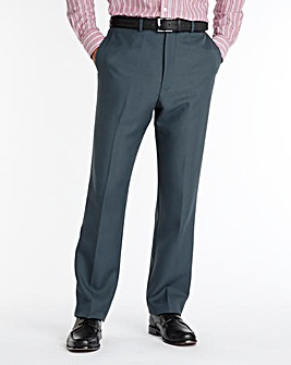 Premier Man Plain Front Trousers 31in