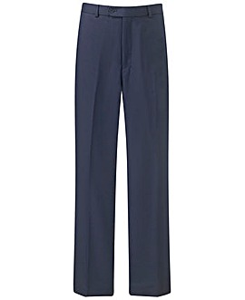 Premier Man Plain Front Trousers 29in