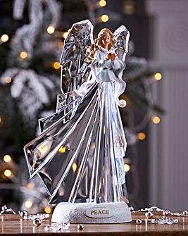 Light-Up Christmas Angel