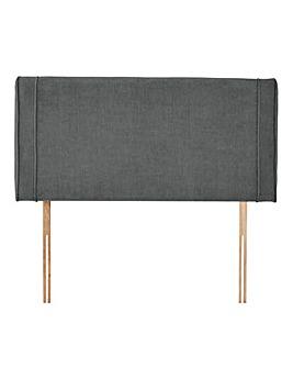 Lucca Premium Paris Fabric Headboard