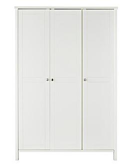 Newport 3 Door Wardrobe