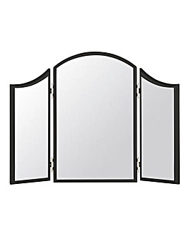 Elise Trifold Dressing Mirror