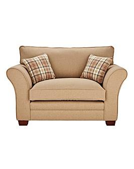 Argyle Cuddle Chair