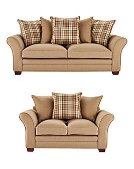 Argyle Three plus Two Seater Sofa
