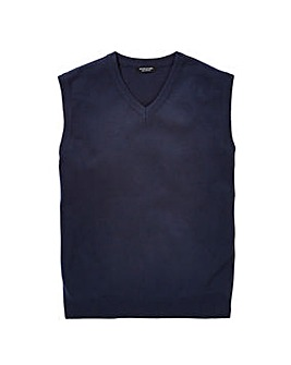 Capsule Navy V-Neck Slipover