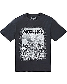 Metallica T-Shirt Long