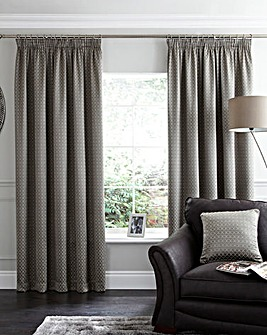 Marrakesh Lined Pencil Pleat Curtains
