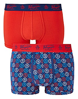 Original Penguin Pack of 2 Boxers