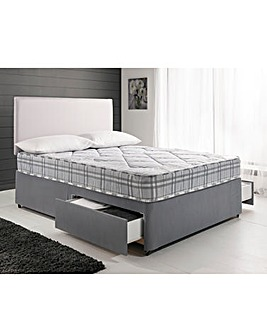 Sweet Dreams Kingston 2 Drawer Divan Set