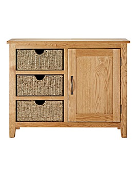Dorset 1-Door 3-Drawer Sideboard