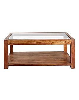 Origen Glass Coffee Table