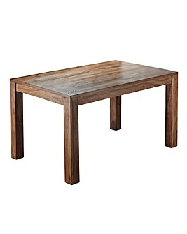 Origen Sheesham Wood Dining Table