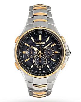 Seiko Gents Solar Radio Controlled Watch