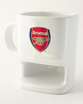 Football Team Biscuit Mug