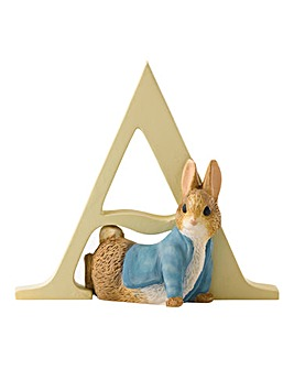 Beatrix Potter Alphabet Figures