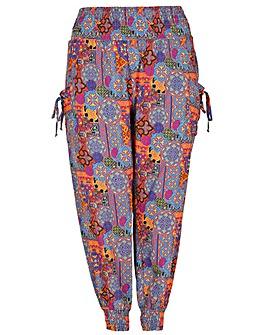 Samya Multi Coloured Print Skirt