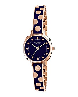 Radley Ladies Enamel Spot Watch