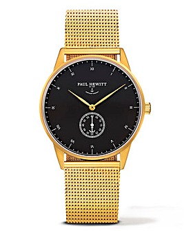 Paul Hewitt Gents Mesh Strap Watch