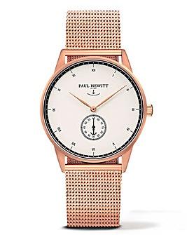 Paul Hewitt Gents Mesh Strap Watch