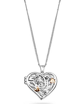 Clogau Fairy Locket Pendant - Small