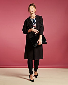 Simply Be Longline Duster Coat