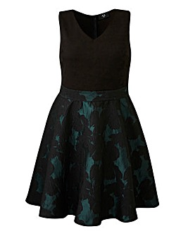 Ax Paris Print Dress