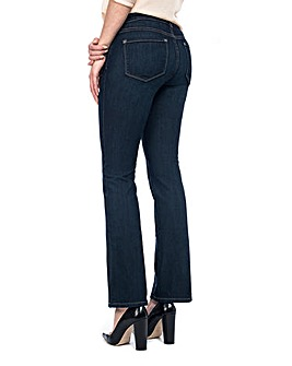 NYDJ Barbara Bootcut Mid Denim Jeans