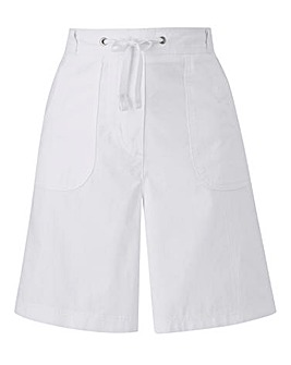 Cotton Pull On Shorts