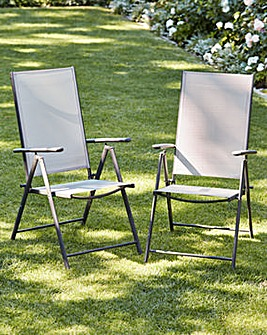 Seville Pair of Recliner Chairs