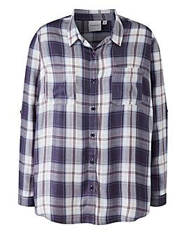 Junarose Checked Shirt