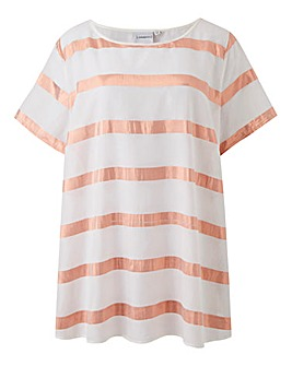 Junarose Striped Top
