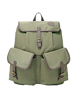 Tog24 Cotswold Canvas Backpack